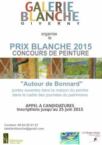 Painting Contest in Giverny