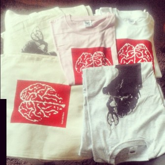 Bags and T-Shirts Heart Thinkers